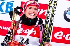 Soukalová vyhrála sprint SP v Pokljuce