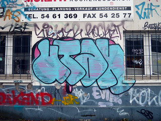 Throw-Up in Köln/Cologne 2014
