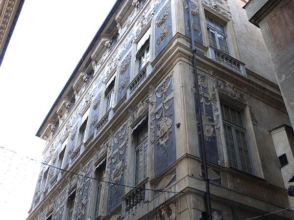 palais bleu
