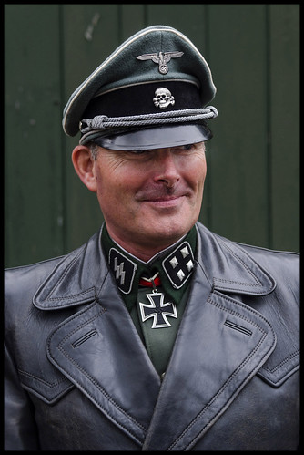 Paul (Sturmbannfuehrer - Major - SS Panzer Division Totenkopf)