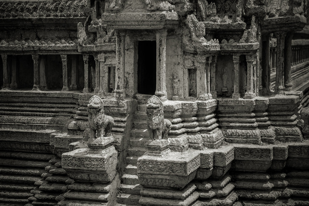 מקדש אנגקור ואט בתאילנד