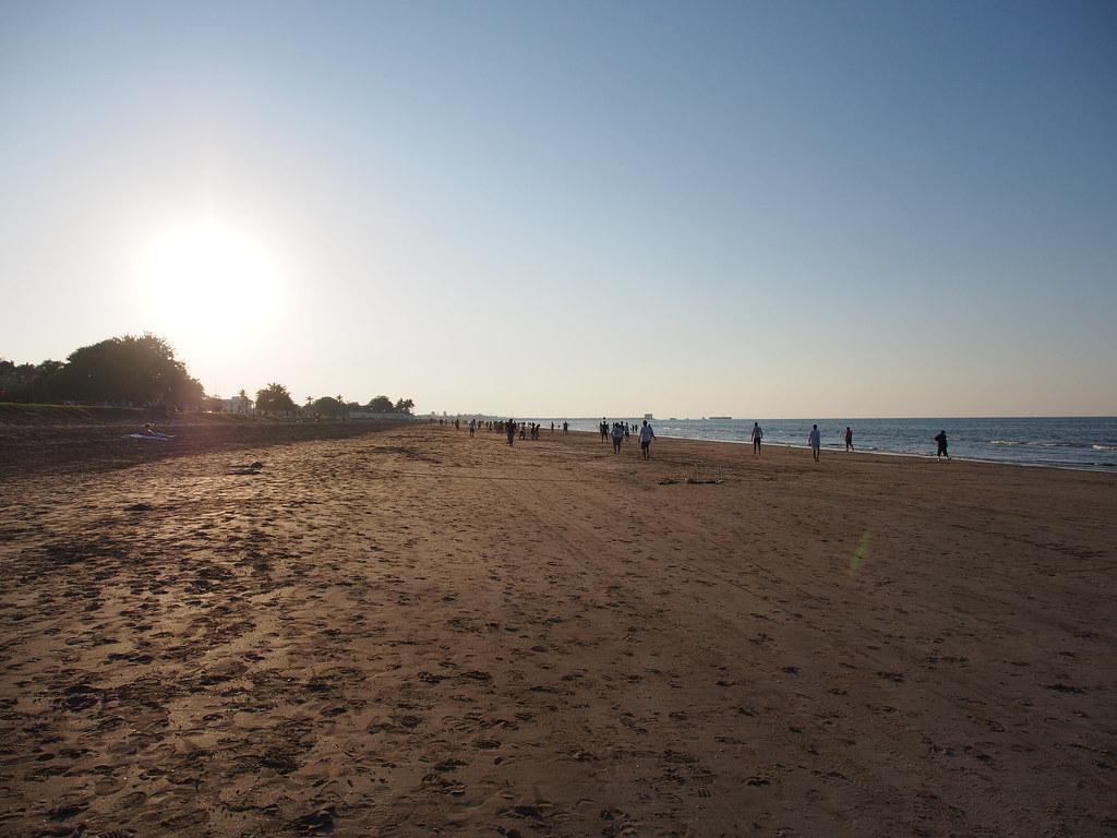 sunset Muscat