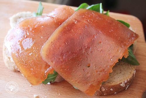 Sándwich membrillo y queso azul www.cocinandoentreolivos.com (6)