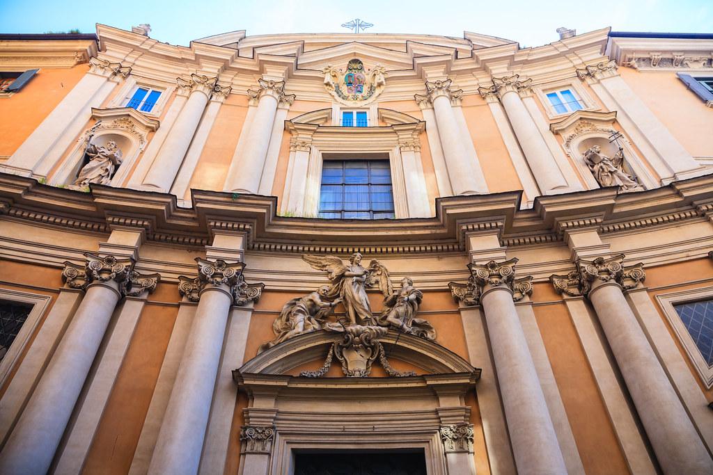 Imposing facade [Flickr]