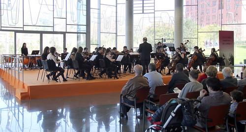 EL CONSERVATORIO DE LEÓN EN EL FESTIVAL MUSIKA-MÚSICA BILBAO 2015 - 7 Y 8 MARZO´15