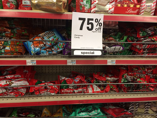 check your local cvs for 75 off christmas candy my local store had mms on clearance for 107 use the 12 mars coupon from the 111 rp and get them for - Cvs Christmas Clearance