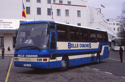 Belle Coaches G839VAY