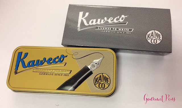Review Kaweco Sport Skyline Mint Fountain Pen - Broad @CouronneDuComte @Kaweco (1)