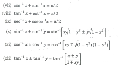 CBSE Class 12 Maths Notes : Differentiation – AglaSem Schools