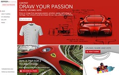 Photo Contest Internazionale Ferrari