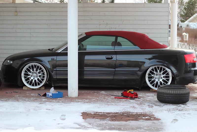 jusni: Audi A4 Bagged Bathtub - Sivu 3 16384674579_ca217ab12b_c