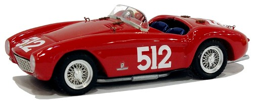 Art Model Ferrari 500 Mondial MM 1954