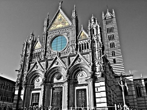 Il duomo di #Siena