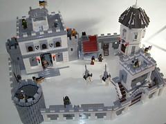 White Castle (Upper View)