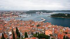 Rovinj, Croatia.