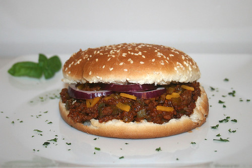 35 - Sloppy Joes - Side view 2 / Seitenansicht 2