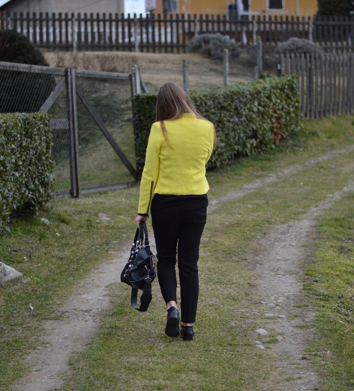 wildflower girl, blazer, sheinside, blazer, giallo, outfit (22)