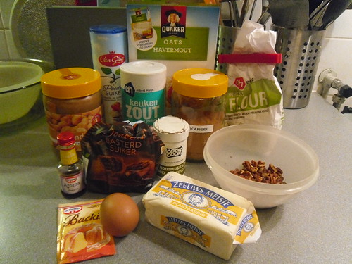 Ingredients Oatmeal sandwich cookies