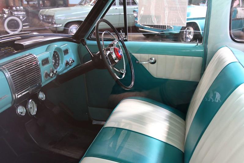 Interior Holden Ute