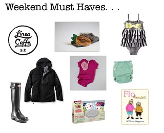 Weekend Must Haves