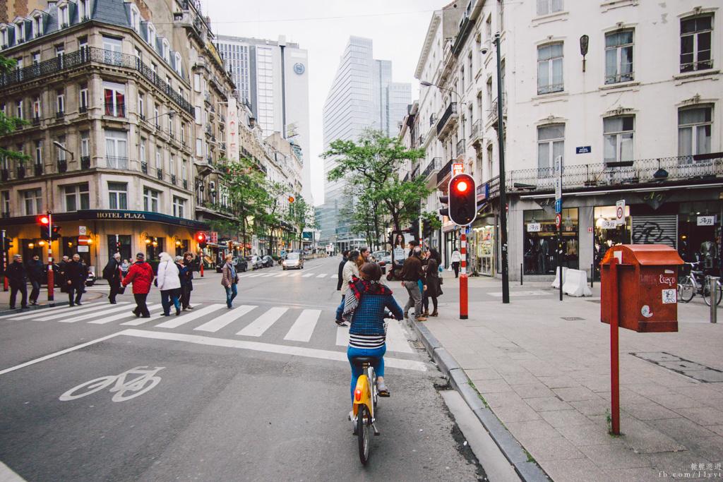 Untitled  轆轆遊遊。布魯塞爾的各種單車路 16608004766 f94300f696 o