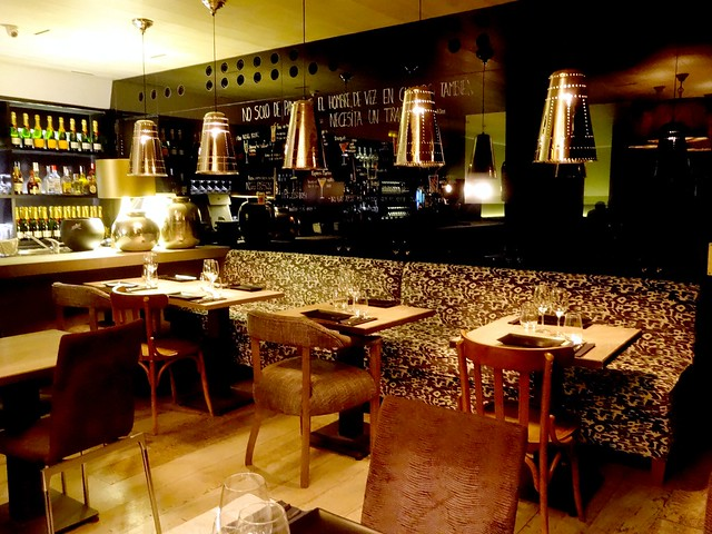 Restaurante Nogg Tuset Barcelona