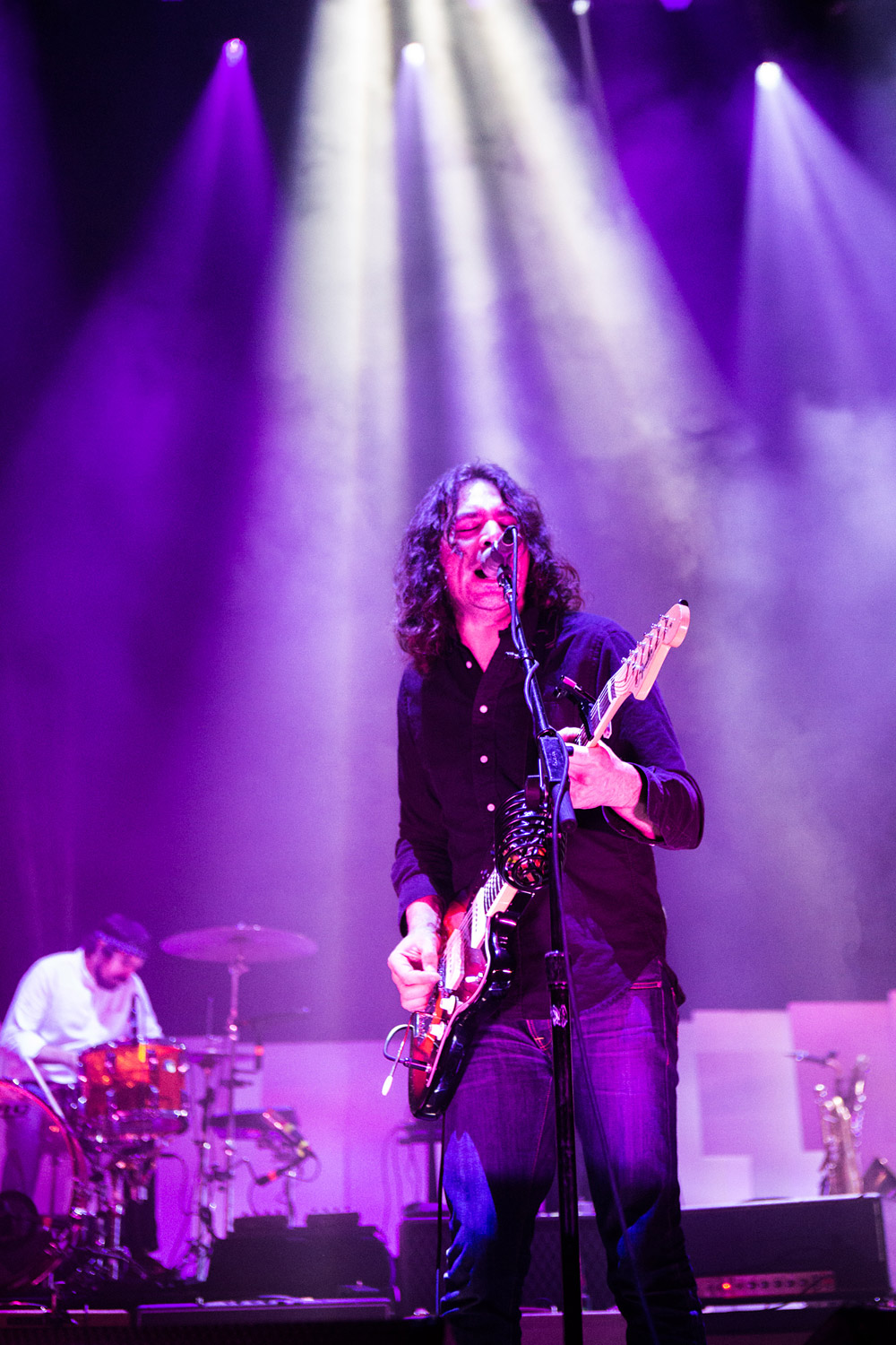 The War on Drugs @ Brixton Acad 02/03/15