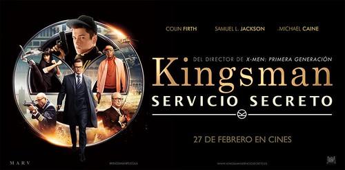 Kingsman. Servicio secreto