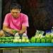 Green Mango Vendor  (free to download read below) by FotoGrazio
