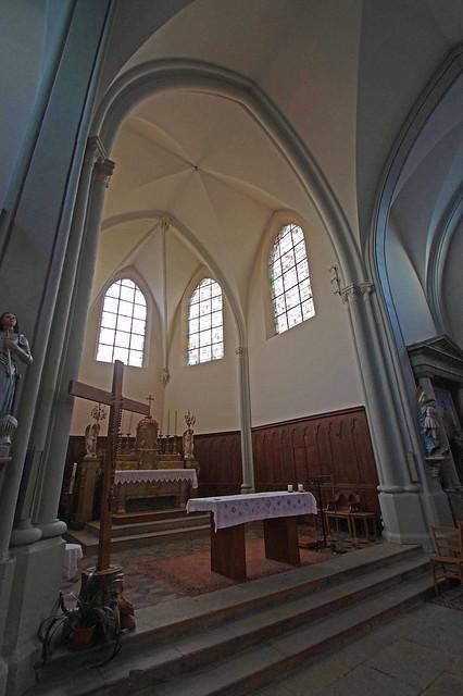 Eglise d'Amathay Vésigneux