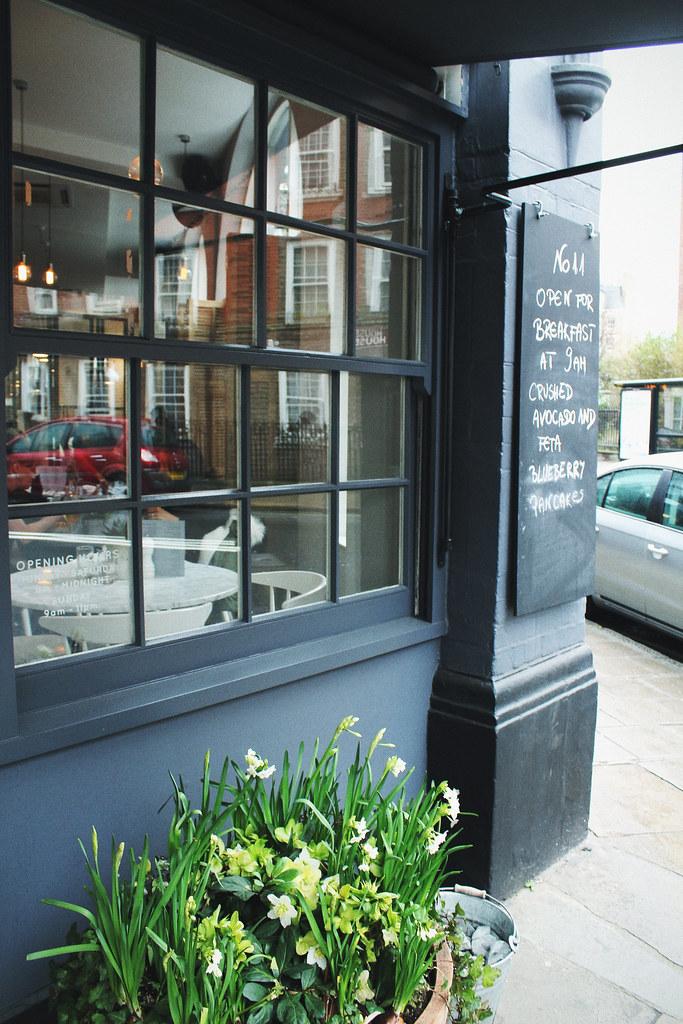 No 11 Pimlico Road Restaurant 2