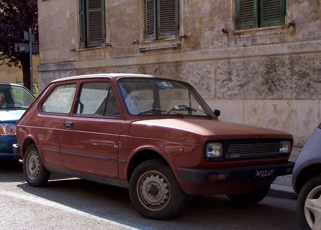 1980 Fiat 127 900