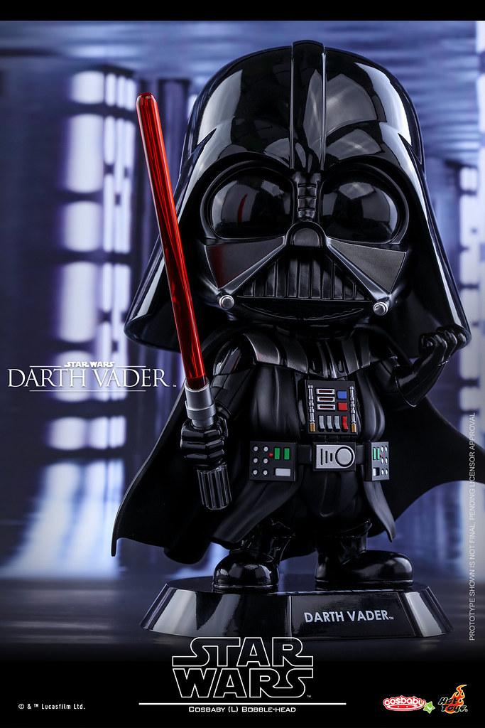 Hot Toys – COSB288 –【黑武士達斯.維德】星際大戰Darth Vader Cosbaby