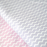 Chevron Fabric from Gütermann