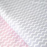Chevron Fabric from Gütermann