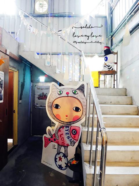 台北中正紀念堂站附近美食餐廳不限時下午茶推薦眼球咖啡 (3)
