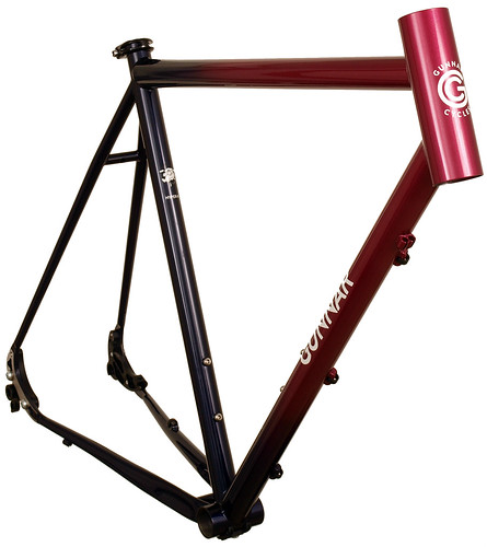 Custom Bicycle Frames from Gunnar Cycles USA