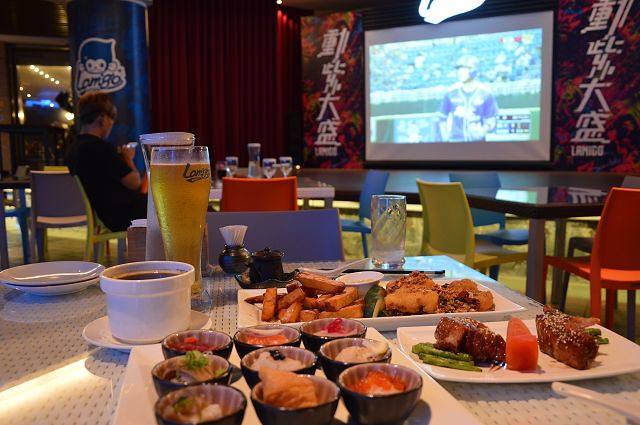 那米哥棒球餐廳01