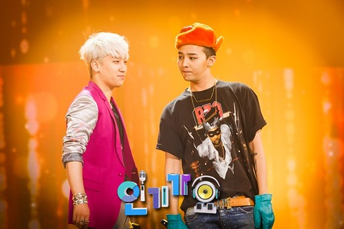 Big Bang - SBS Inkigayo - 10may2015 - SBS - 36