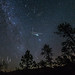 Stacked Perseids 2016 Over Cleveland National Forest by slworking2