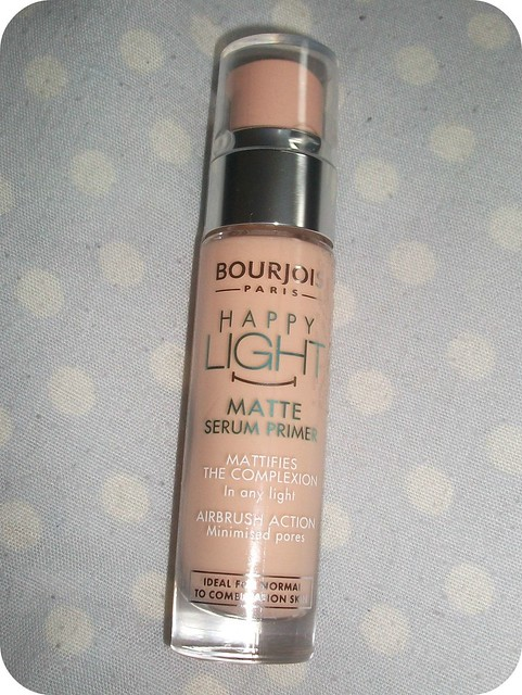 Bourjois Happy Light Matte Serum Primer