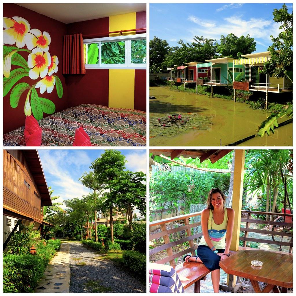 Alojamiento en Tailandia