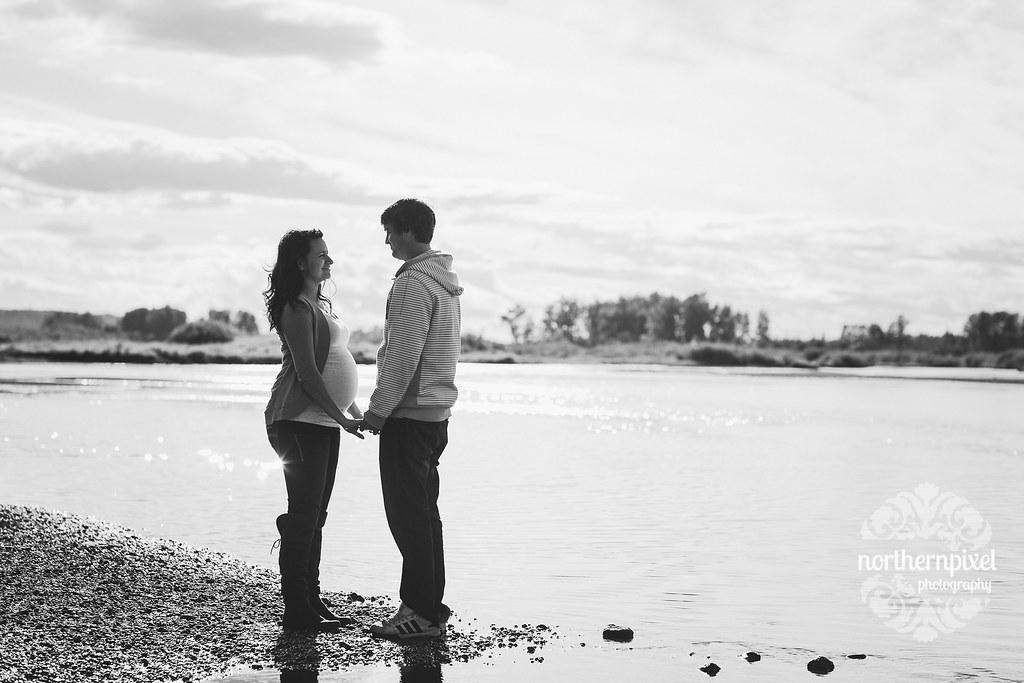 Maternity Photos - Vanderhoof BC