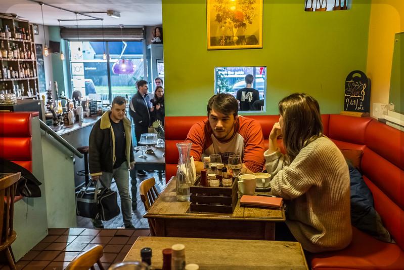 Breakfast in LS6 café