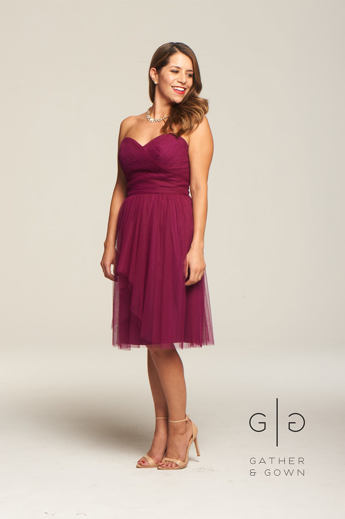 Gather & Gown, bridesmaid dresses