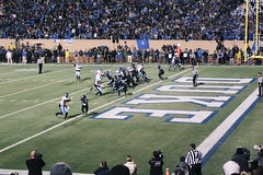 UNC-Duke football gameNovember 20, 2014@Duke