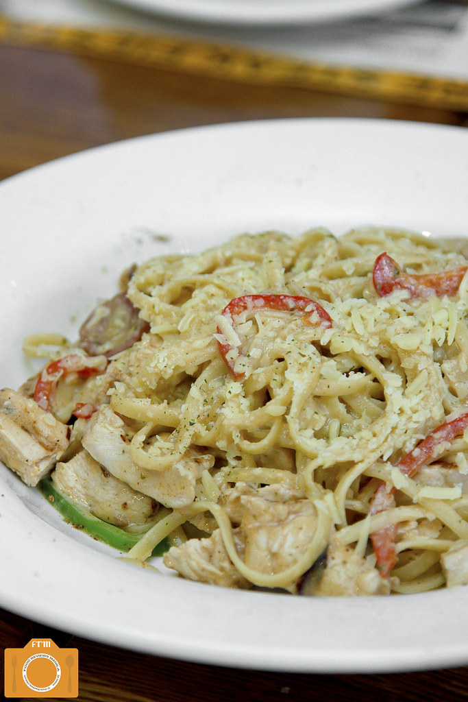 Tony Roma's Cajun Chicken Pasta