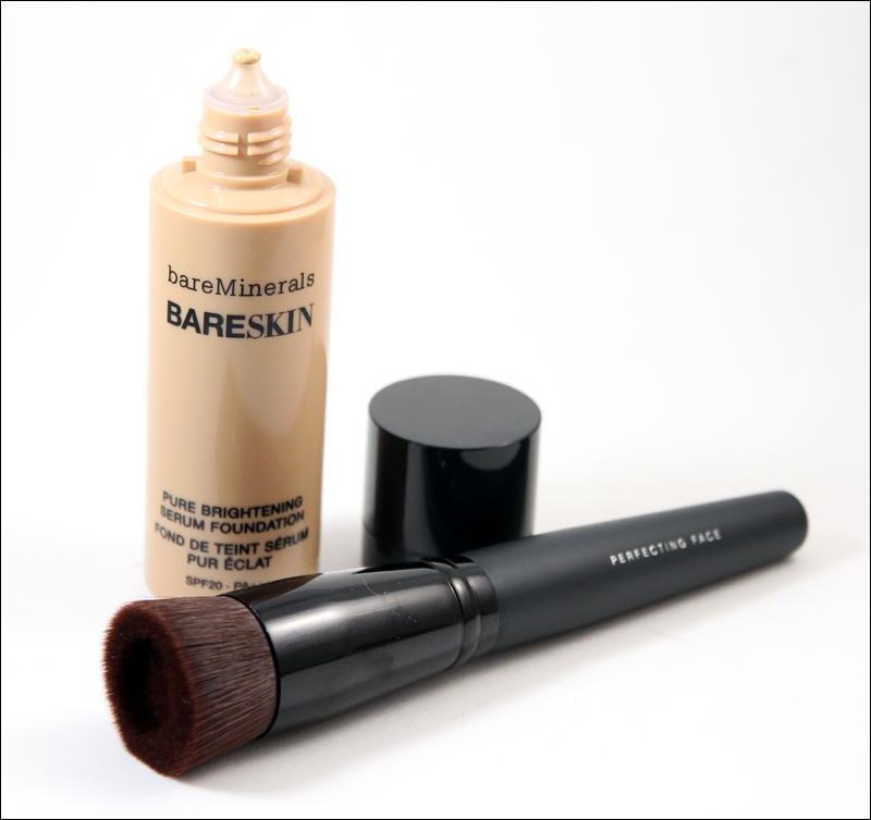 bareMinerals bareskin foundation2
