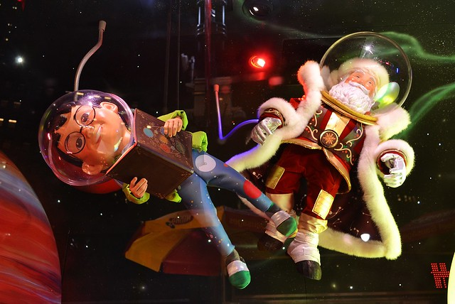 Macy's 2014 Holiday Show Windows