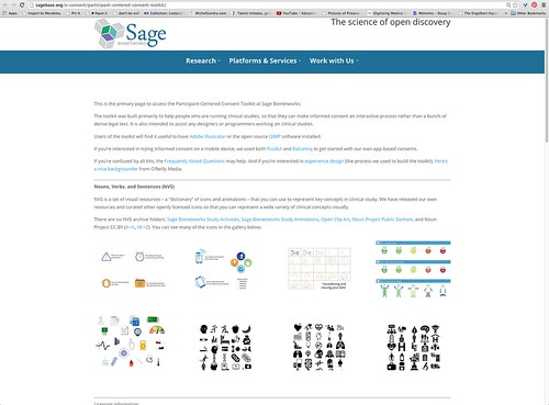Sage: Participant-Centered Consent Toolkit (E-Consent)